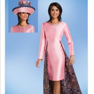 Donna Vinci 11758 Suit & Hat